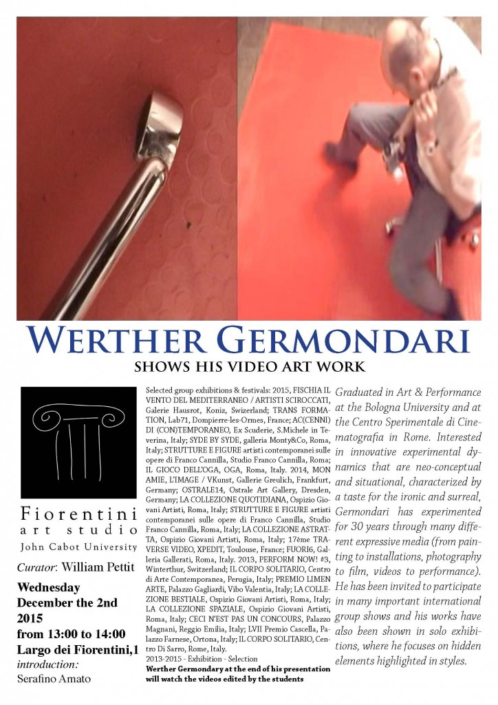 werther germondari